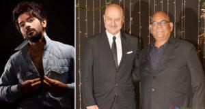 Vardhan Puri announces his next project, 'The Last Show' alongside Anupam Kher and Satish Kaushik