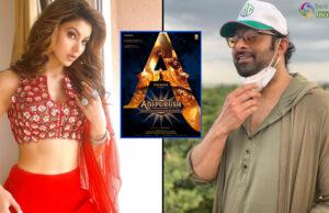 Urvashi Rautela to be Featured in Prabhas' Adipurush - 'Baseless And Untrue', says Makers