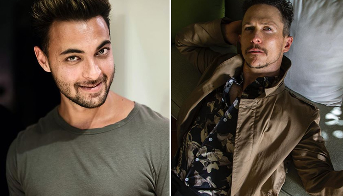 Jonathan M Tucker wishes Aayush Sharma on his birthday, Actor Responds