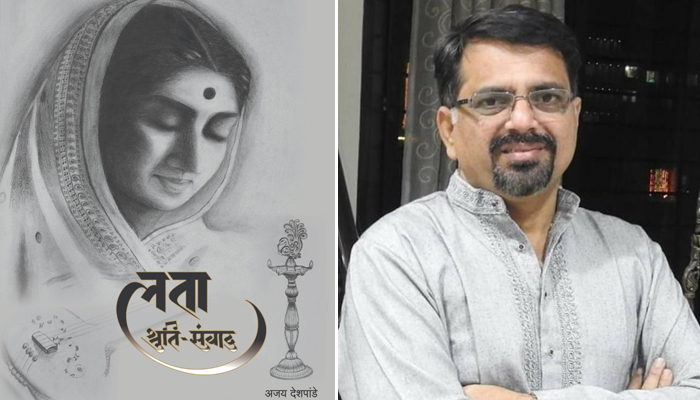 Ajay Deshpande opens up about what went behind the research for Lata Shruti Sanvad