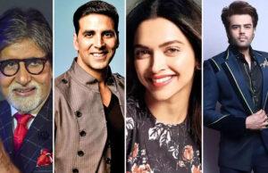 Amitabh Bachchan, Akshay Kumar, Deepika Padukone and Maniesh Paul shine in TIARA Report