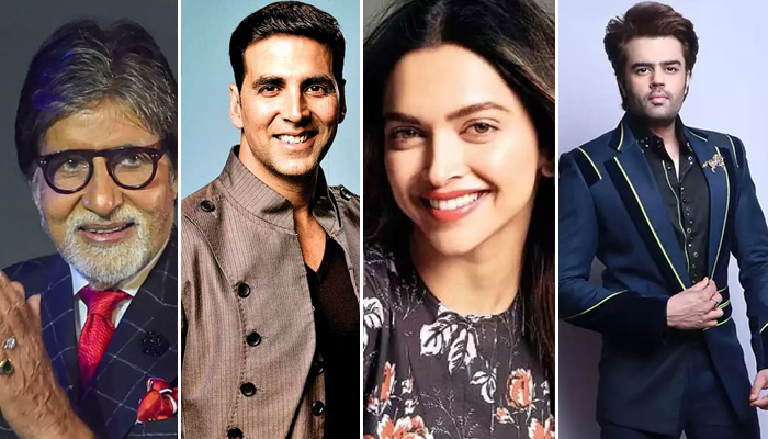 Amitabh Bachchan, Akshay Kumar, Deepika Padukone and Maniesh Paul shine in TIARA Report