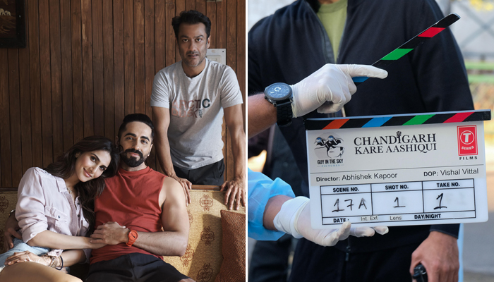 Ayushmann Khurrana and Vaani Kapoor's next titled as 'Chandigarh Kare Aashiqui'