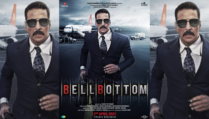 Akshay Kumar's Bell Bottom becomes the first film in the world to start and finish shooting during the pandemic