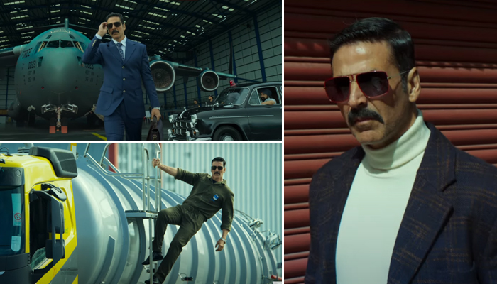 Bell Bottom Teaser: Akshay Kumar arrives with a bang as '80s RAW Agent'