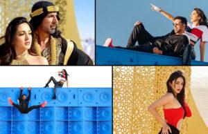 Burjkhalifa from Laxmmi Bomb: Akshay Kumar and Kiara Advani groove crazily on this party anthem
