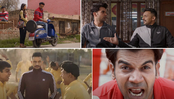 Chhalaang Trailer: Get Ready for a Laugh Riot with Rajkummar Rao, Nushrratt Bharuccha and Mohammed Zeeshan Ayyub