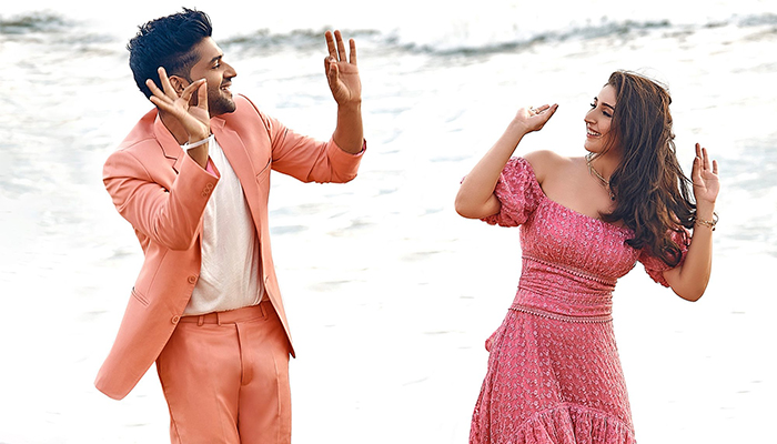 Baby Girl: Guru Randhawa & Dhvani Bhanushali Promise To Groove You With A Peppy Number!