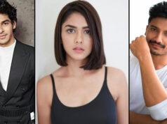 Ishaan Khatter, Mrunal Thakur & Priyanshu Painyuli to star in war-drama Pippa