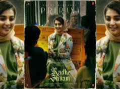 On Pooja Hegde's Birthday, Makers of 'Radhe Shyam' Unveils her Look from the Film!