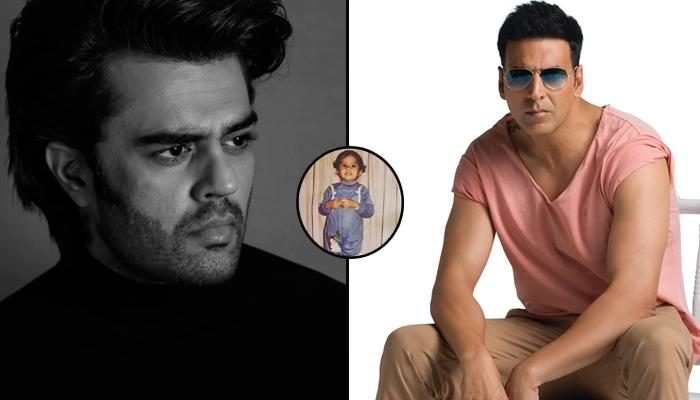 Maniesh Paul shares a gimmicky post for Akshay Kumar