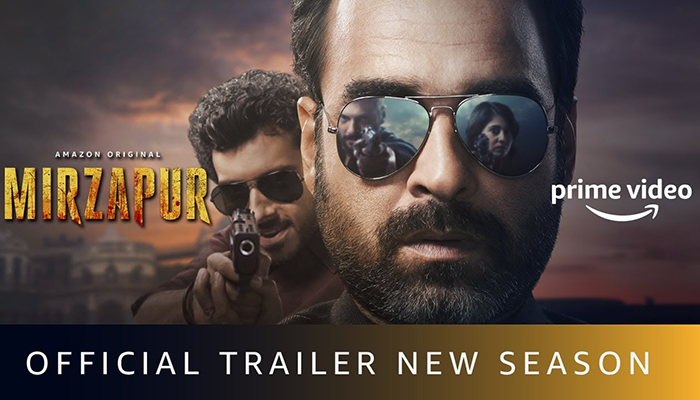 Mirzapur Season 2 Trailer: All about Revenge and Politics with Hilarious dialogue