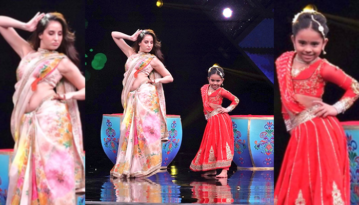 Nora Fatehi promises an International Music Video to 'India's Best Dancer' Contestant