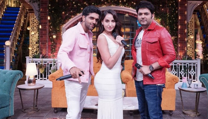 Nora Fatehi Raps In Hindi on The Kapil Sharma Show, Gives A Shout-Out to Navjot Singh Sidhu