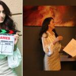 Sandeepa Dhar begins shooting for Vikram Bhatt's directorial 'Dirty Games'