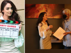 Sandeepa Dhar begins shooting for Vikram Bhatt's directorial 'Dirty Games'