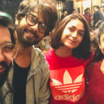 Bhekhayali Duo Sachet Tandon and Parampara Thakur to compose for Shahid Kapoor's 'Jersey'