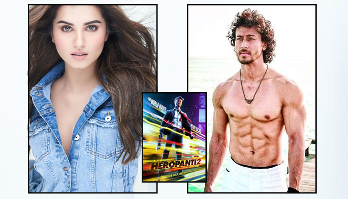 Tara Sutaria to star opposite Tiger Shroff in producer Sajid Nadiadwala's Heropanti 2