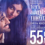 Fans can't get enough of 'Teri Aankhon Mein', crossed 55 million views on YouTube