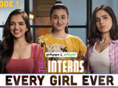 Relive your Internship days with Ahsaas Channa, Revathi Pillai and Rashmi Agdekar starrer 'The Interns', by TVF's Girliyapa!
