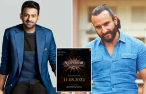 Prabhas And Saif Ali Khan starrer Adipurush to Release On This Date!