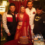 Divya Khosla Kumar Celebrates her Birthday On The Sets of 'Satyameva Jayate 2'
