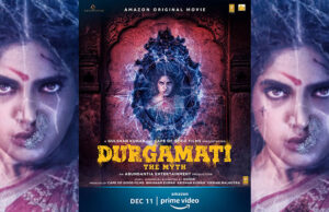 Bhumi Pednekar starrer Durgavati's Title Changed To Durgamati: The Myth; First Look OUT NOW!
