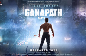 Ganapath: Tiger Shroff shares a Motion Poster of his action flick; 2022 Release!