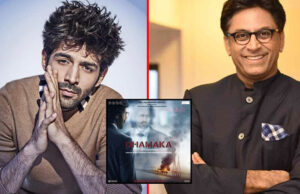 Ahead of 'Dhamaka', Kartik Aaryan and Ram Madhvani express their excitement for the film!
