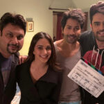Maniesh Paul begins Jug Jugg Jeeyo with Varun Dhawan and Kiara Advani