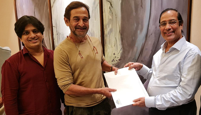 'NH Studioz' turns producer for Mahesh Manjrekar's untitled next dream project
