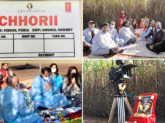 Nushrratt Bharruccha starrer Chhorii goes on floors today in Madhya Pradesh!