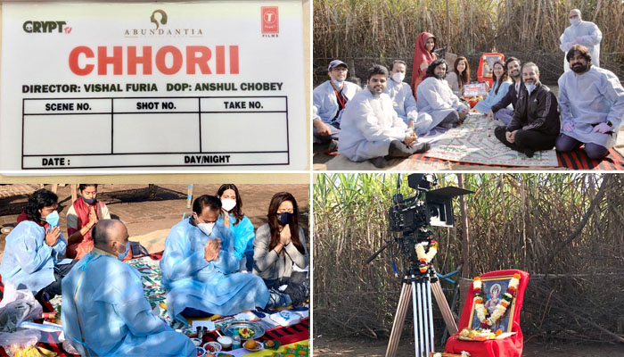 Nushrratt Bharuccha starrer Chhorii goes on floors today in Madhya Pradesh!