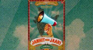 Nushrratt Bharuccha and Pavail Gulati to star in Omung Kumar's directorial 'Janhit Mein Jaari', produced by Raaj Shaandilyaa