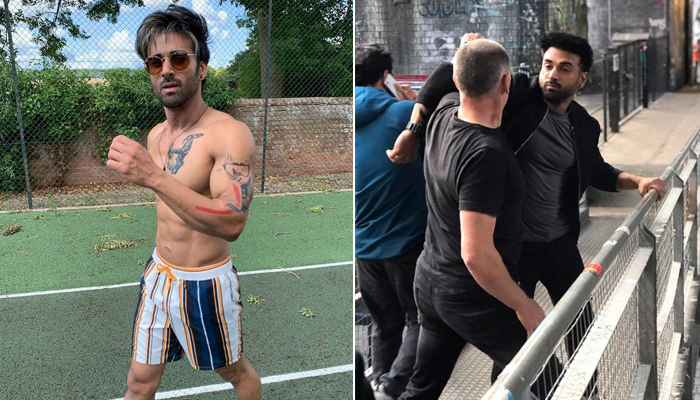How Pulkit Samrat completely altered his physique in a matter of just 3 days for his film, 'Taish'