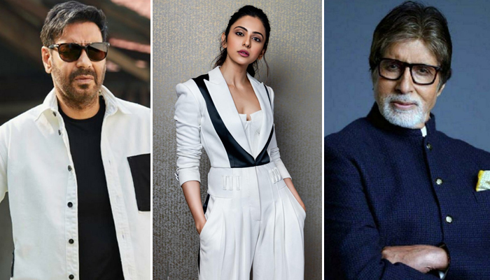 Rakul Preet Singh to play a pilot in Ajay Devgn and Amitabh Bachchan's 'Mayday'