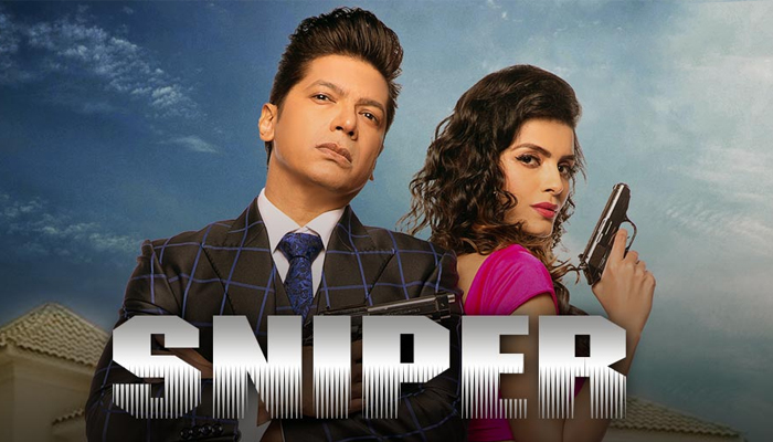 Shaan looks super stylish and suave gangster in new track 'Sniper' ft. Sonali Raut