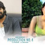 Singer-Actress Shirley Setia to make Telugu Debut with Naga Shaurya; to go on Floors in December