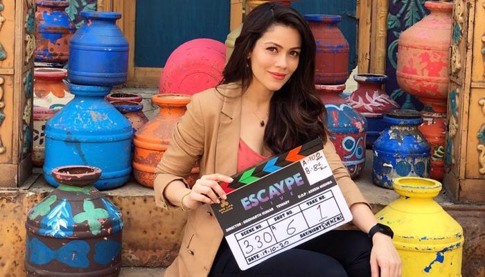 Waluscha De Sousa joins the cast of Escaype Live