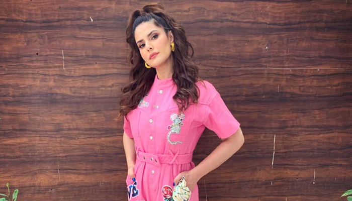 Zareen Khan launches her very own website 'Happy Hippie Zareen'