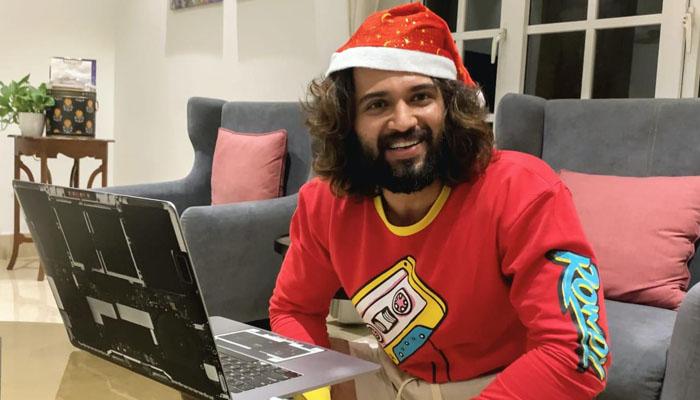 Vijay Deverakonda turns DeveraSanta for the fourth time, spends Christmas with 600 Kids