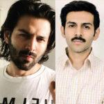 One Year Of Pati Patni Aur Woh: Kartik Aaryan asks fans to pick between his film and lockdown look
