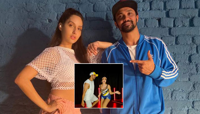 Nora Fatehi shares Body Dance Challenge video to end the year
