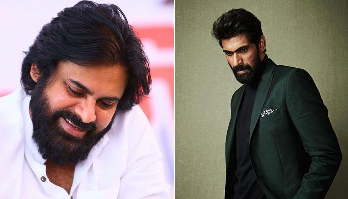 Pawan Kalyan and Rana Daggubati team up for first time in Sithara Entertainments' new Telugu film