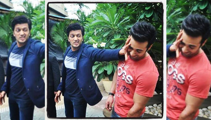 Pulkit Samrat and Riteish Deshmukh's Romantic Exchange on Social Media!