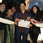 Rosie: The Saffron Chapter goes on floors in Pune; debutante Palak Tiwari gives the Muhurat shot!