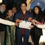 Rosie: The Saffron Chapter goes on floors in Pune; debutante Palak Tiwari gives the Muhurat shot!