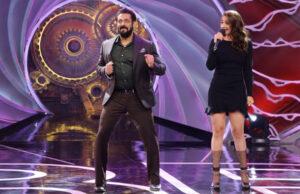 Salman Khan dances to Dhvani Bhanushali's Nayan on the sets of Bigg Boss 14!