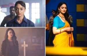 Gutsy Cop, Determined CA, Persistent Psychiatrist, Sandeepa Dhar is inclined towards strong female characters!
