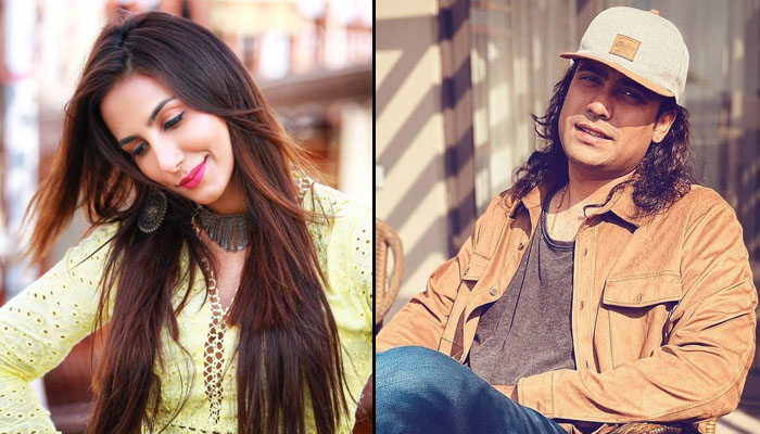 Sneha Namanandi shoots for a new song with T-Series sung by Jubin Nautiyal
